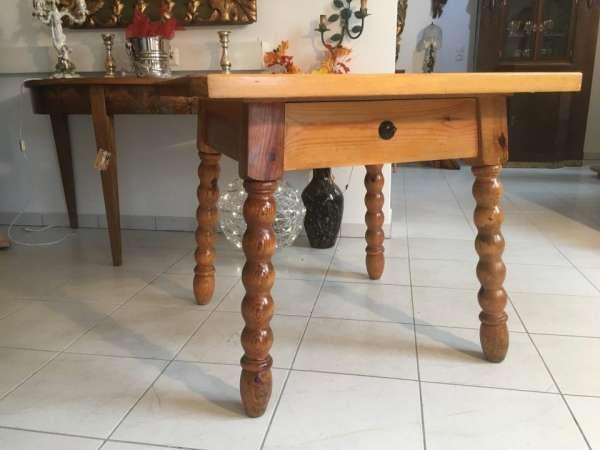 Zirbenholz Bauerntisch Landhaustisch Tisch Bauernstube A1559