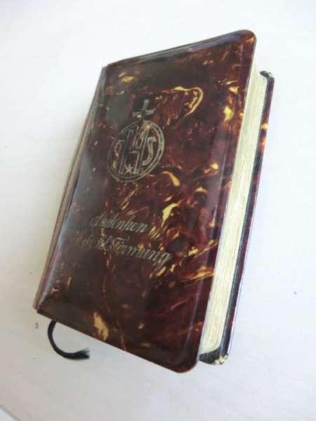 """Andachtsbuch """"Andenken an die hl. Firmung"""" - Erinnerungsstück! 96"""