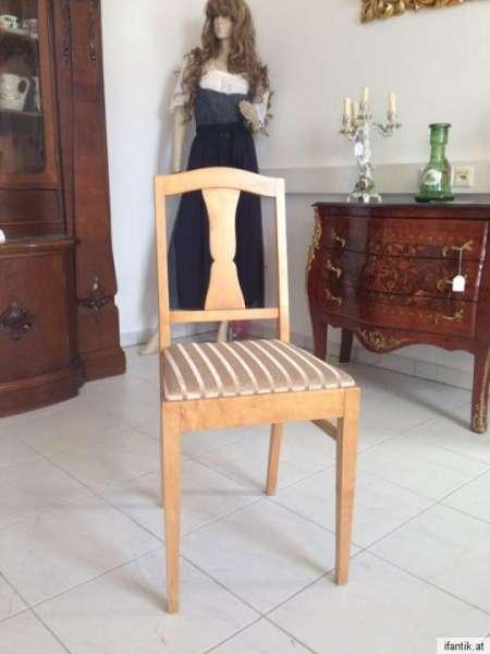 hübscher eleganter Stuhl Sessel 6976