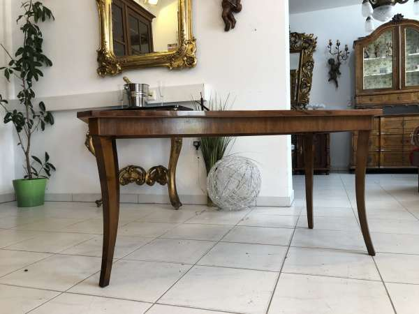 Couchtisch Tisch Barockstil Wurzelholz X2174
