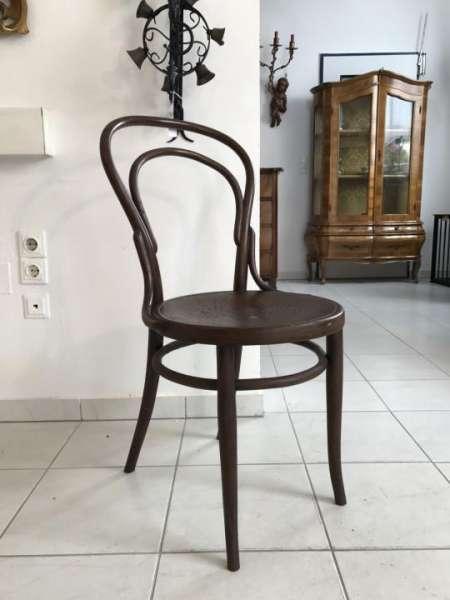 originaler Sessel Stuhl Jugendstil J. Kohn Bugholzmöbel W3110