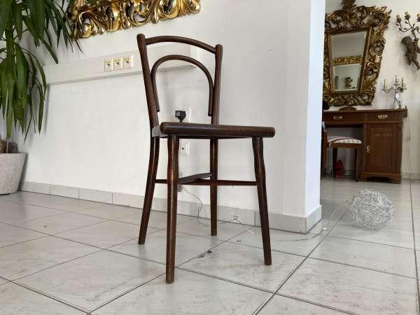 originaler Sessel Stuhl Jugendstil Thonet Bugholzmöbel A2240