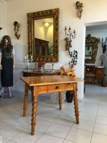 Zirbelkiefer Esstisch Küchentisch Tisch Bauerntisch A1517