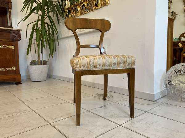 Biedermeier Sessel Schaufelsessel Stilmöbel E2388