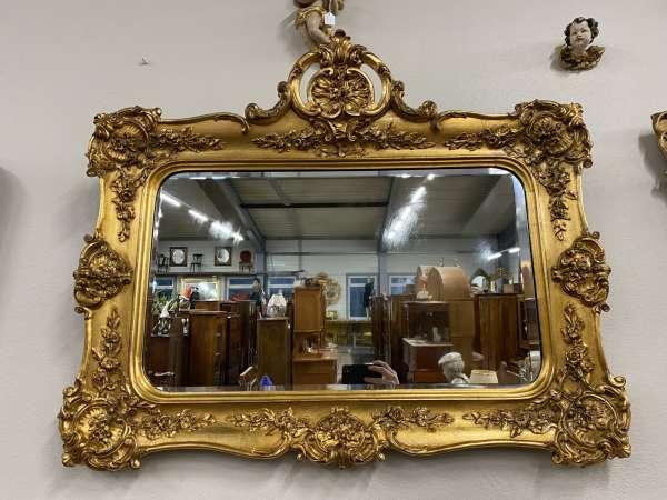 venezianischer Florentinerspiegel Venezianer Museumsexemplar A1011