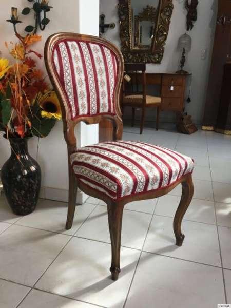 exquisiter eleganter Biedermeier Spätbiederneier Sessel Traumstück A1461