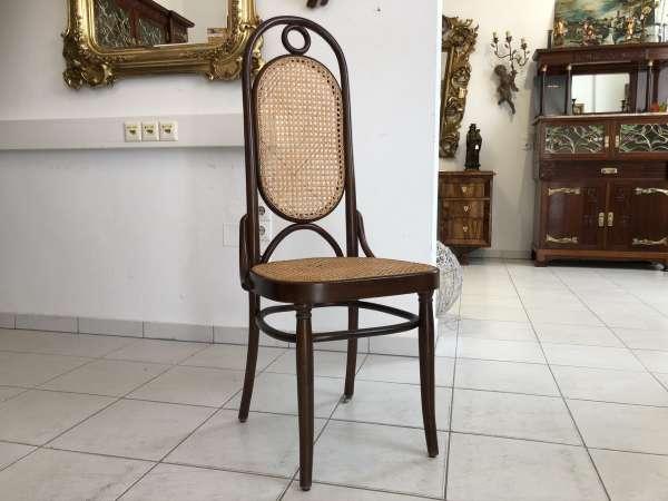 hübscher Stuhl Sessel Schreibtisch Sessel Bugholzmöbel E1392