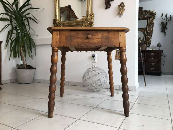 alter Bauerntisch Zirbenholz Tisch Bauernstube Z1446