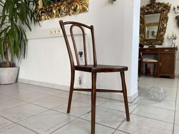 originaler Sessel Stuhl Jugendstil Thonet Bugholzmöbel A2237