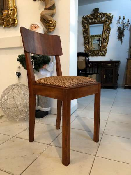 hübscher Art Deco Sessel Schreibtischsessel X2675