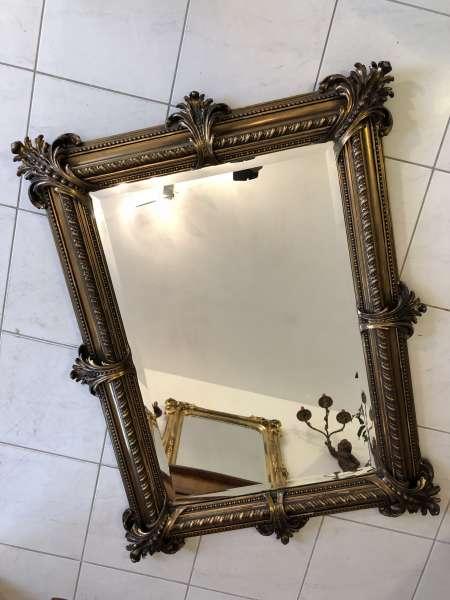 originaler Florentiner Spiegel Florentiner Traumstück X2392
