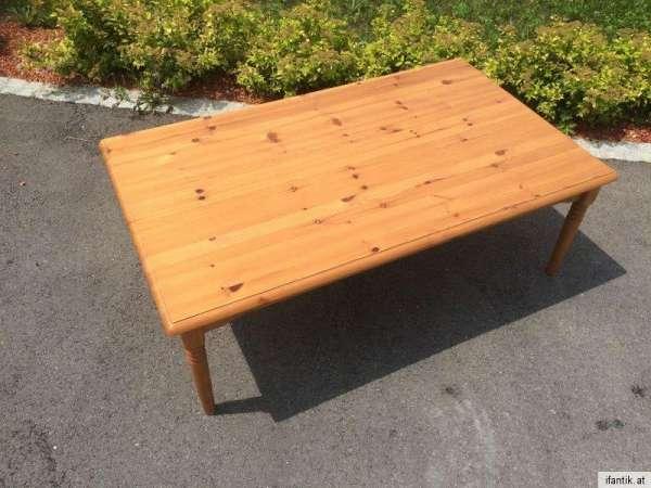 neuzeitlicher Couchtisch Tisch Esstisch Naturholz Nr. 8138