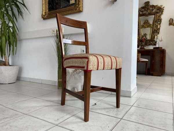 restaurierter Art Deco Sessel Schreibtischsessel A2569