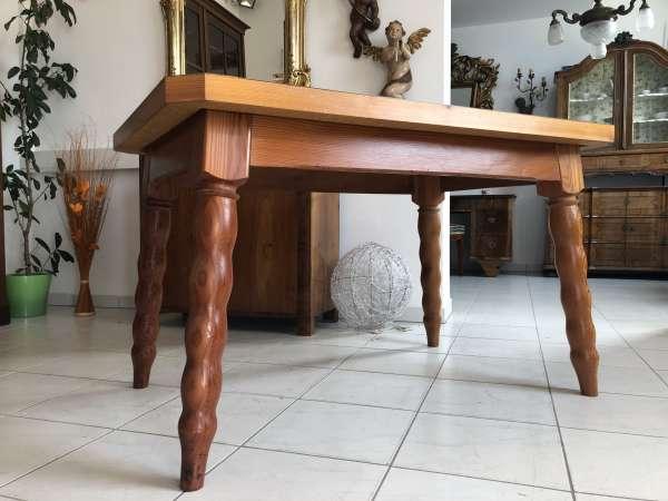 alter Bauerntisch Zirbenholz Tisch Bauernstube X2367