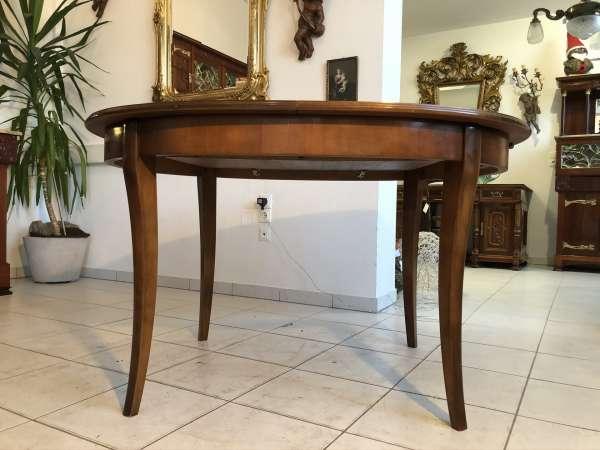 Stilmöbel Esszimmertisch Speisezimmertisch Auszugtisch Tisch Z2334