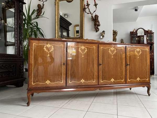 elegante große Anrichte Barockstil Sideboard Traum A2493