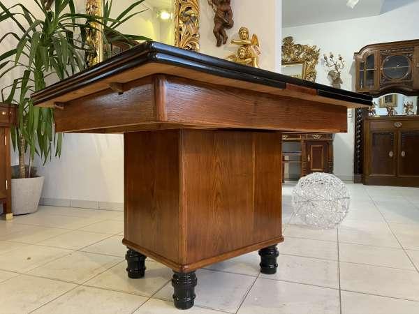 traumhafter Jugendstil Tisch Esstisch Speisezimmertisch Auszugtisch E2157