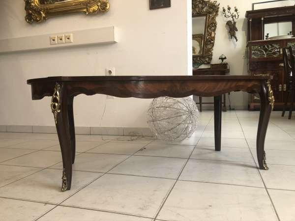 hübscher Barockstil Couchtisch Wohnzimmertisch Tisch E1191