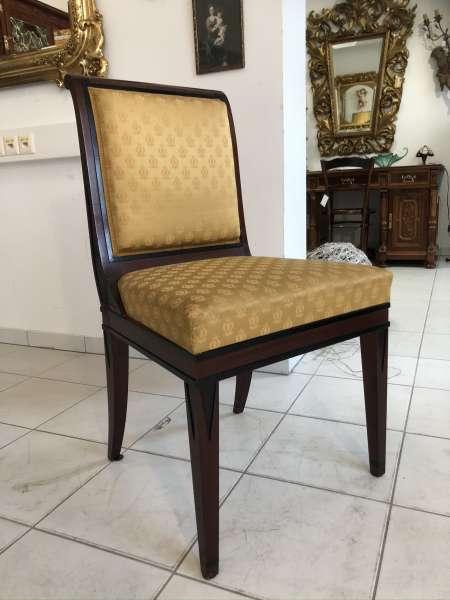 Schreibtischsessel Stuhl Desingersessel Biedermeierstil Z2323