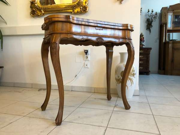 hübscher Spieltisch Beistelltisch Klapptisch Z1050