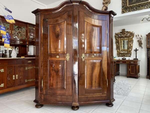 authentischer Barock Schrank Bauernschrank um 1775 Traumstück E2152