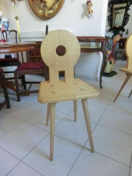 Bauernsessel Sessel Stuhl Landhaussessel Kiefernholz Nr.5310