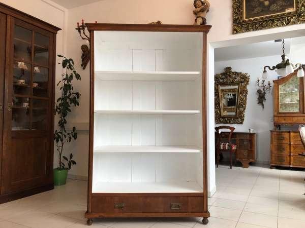 Bücherregal Stellage Gründerzeit Bücherschrank X2272