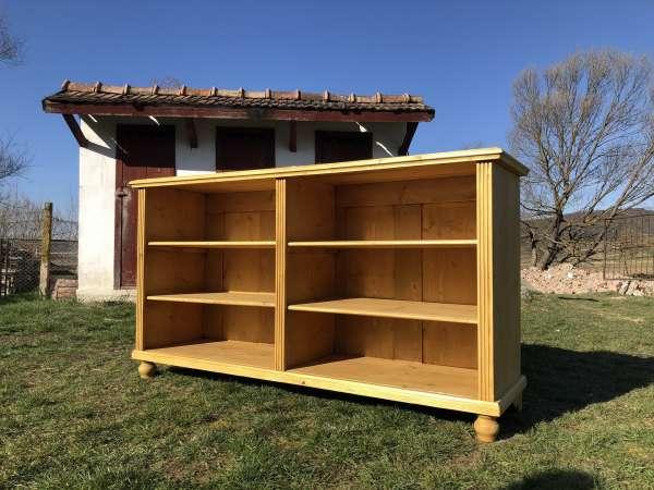 bäuerliche Anrichte Stellage Bücherregal Ro1008