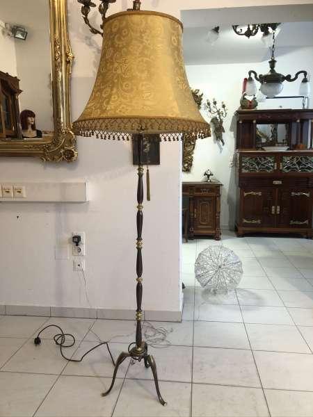 Stehlampe Antikstil Metallluster Leuchter Klassizismus Z2223