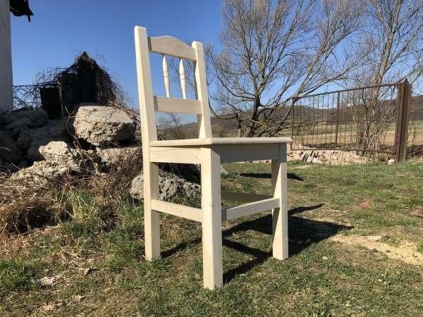 Bauernsessel Sessel Stuhl Landhaussessel Fichtenholz RoB1003