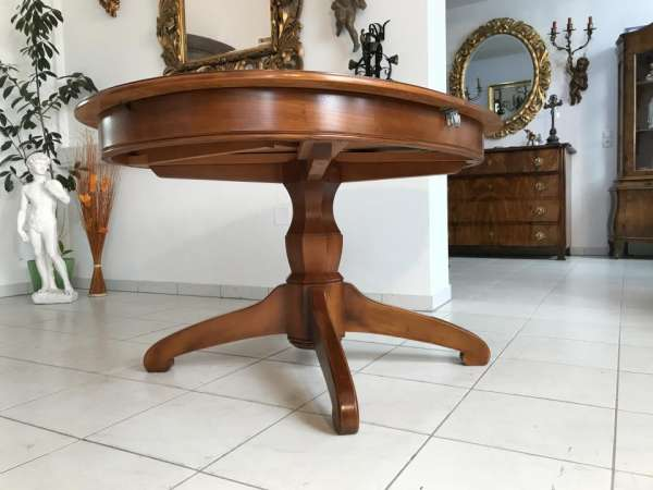 Traumhafter Esszimmertisch Speisezimmertisch Auszugtisch Barock W3022