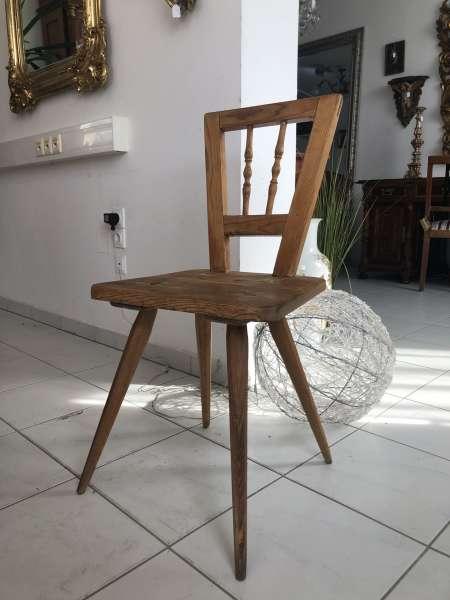 Bauernsessel Sessel Stuhl Sprossenstuhl Fichtenholz Z1806