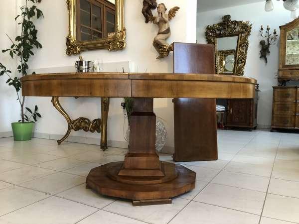 originaler Spätbiedermeier Wohnzimmertisch Tisch Vasentisch X2138