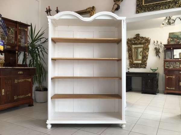 altes Bücherregal Stellage Gründerzeit Bücherschrank Chabby Chic E1408