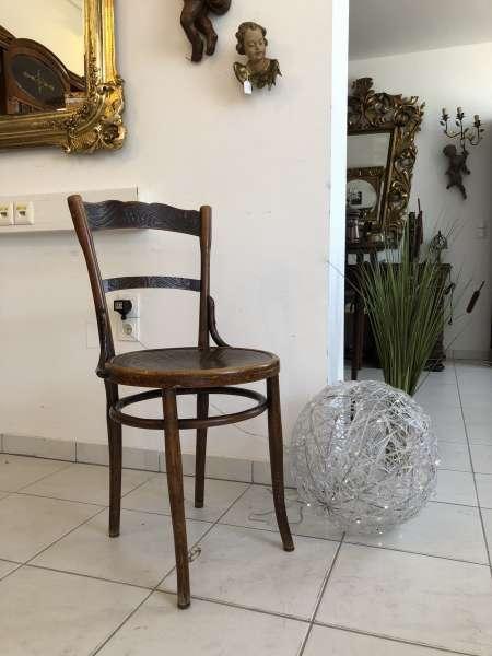 originaler Stuhl Sessel Bugholzsessel Holzsessel Kohn Z1746